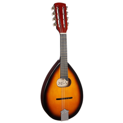 Mandoline Mandoline in portugiesischer Form orange