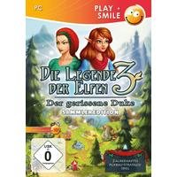 Die Legende der Elfen 3: Der gerissene Duke - Sammleredition (USK) (PC)