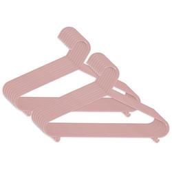 Kinderkleiderbügel 16x Altrosa Kleiderbügel Baby Kinder Kleiderbügel Kunststoff Kleiderbügel