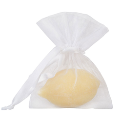 LaNature Zitronenseife im Organzasäckchen 125 g