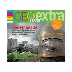 Edel Hörspiel CD Geolino extra - Das Mittelalter