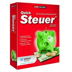 Lexware QuickSteuer 2020 rot