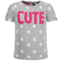 lief! Girls T-Shirt mit Gänseblümchen