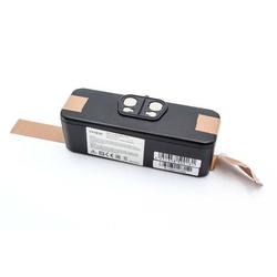 vhbw Li-Ion Akku 2000mAh (14.4V) passend für iRobot Roomba 611, Roomba 612, Roomba 614, Roomba 618, Roomba 681, Roomba 695 Staubsauger