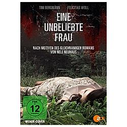 Eine unbeliebte Frau - DVD  Filme