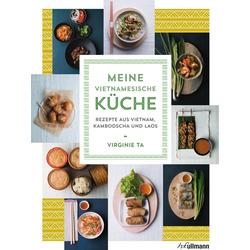 Meine vietnamesische Küche als Buch von Virginie Ta
