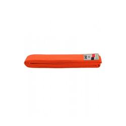 BUDO-GÜRTEL, DAX, ORANGE (Größe: 260, Farbe: Orange)