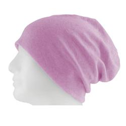 Long Beanie XXL Mütze Slouch Damen Herren Kinder Mütze - rosa