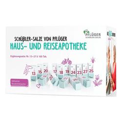 HAUS/REISEAPOTHEKE 13-27 Tabletten 1 St