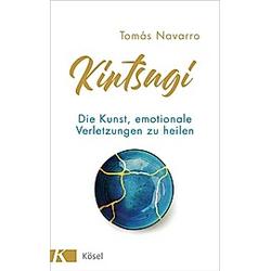 Kintsugi. Tomás Navarro  - Buch