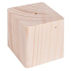 Rayher Bastelzubehör Holz-Sockel