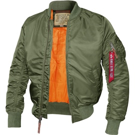Alpha Industries MA-1 VF 59 grün 3XL