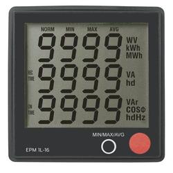 VOLTCRAFT EPM 1L-16 Digitales Einbaumessgerät Digitales Einbau-Messgerät EPM 1L-16 Spannung: 190 -