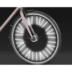 Fahrrad-Zubehör - Speichenreflektoren