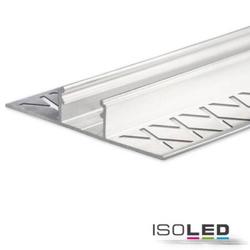 LED Fliesen T-Profil 200cm Fliesenprofil