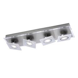 Licht-Trend Deckenleuchte Sole LED Wand- 4 x 3,3W LED schwenkbar