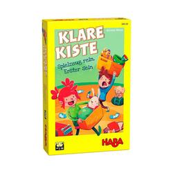 Haba Lernspielzeug Klare Kiste