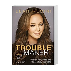 Troublemaker. Leah Remini  - Buch