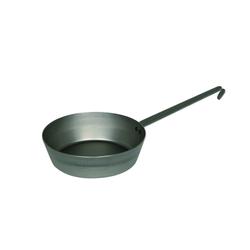 Riess Bratpfanne Eisenpfanne Tirol, Eisen (1-tlg), eignen sich besonders für Gasherd oder offenes Feuer Ø 28 cm x 7.6 cm