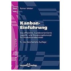Kanban-Einführung. Rainer Weber  - Buch