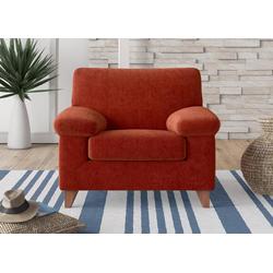 machalke® Sessel diego rot
