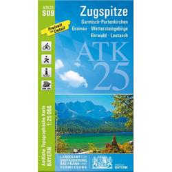 Zugspitze 1:25 000