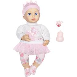 Baby Annabell Babypuppe Mia, 43 cm, mit Schlafaugen
