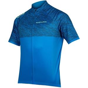 Endura Hummvee Ray LTD Kurzarm Trikot Herren azure blue L 2020 Fahrradtrikots blau L