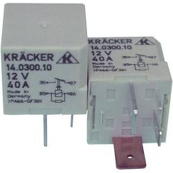 Kräcker 14.0300.10 Kfz-Relais 12 V/DC 70A 1 Schließer