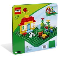 Lego Duplo Grüne Bauplatte 2304