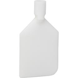 Vikan Rührlöffelblatt, 220 mm, Schaber für das Entleeren von Behältern und Töpfen, Material: Nylon, weiß