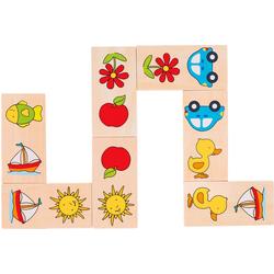goki Spiel, Dominospiel Dominiques Domino