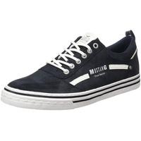 MUSTANG Sneaker blau