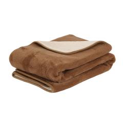 Wolldecke Primo Line Camel Kuscheldecke 150x200 200x220 Bettdecke aus Merinowolle und Kamelwolle - Wolldecke 150 x 200 cm 200x220, Primo Line, Bettdecke aus Merinowolle und Kamelwolle 150 cm x 200 cm