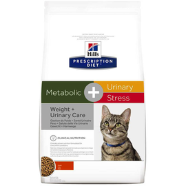 Hill's Metabolic + Urinary Stress 4 kg