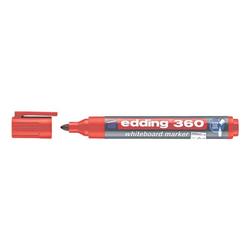 Whiteboard Marker »360« rot, Edding
