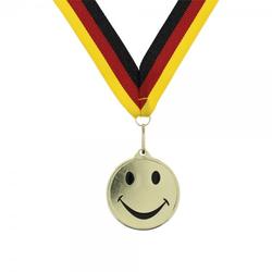 Medaille Smiley (10 Stück)