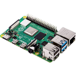 Raspberry Pi® 4 B 4GB 4 x 1.5GHz