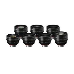 Canon Sumire 7er-Set Cinema-Objektive