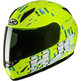 HJC Helmets HJC CL-Y Garam YELLOW/BLUE S