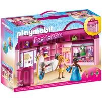 Playmobil Dollhouse Modeboutique zum Mitnehmen 6862