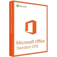 Microsoft Office Standard 2016 2 User ESD ML Mac