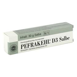 PEFRAKEHL Salbe D 3 30 Gramm