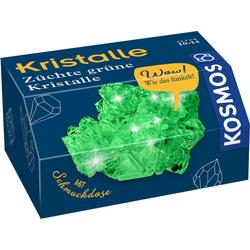 Grüne Kristalle selbst züchten