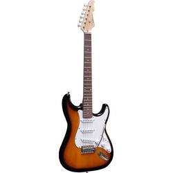 MSA Musikinstrumente ST 5 SB E-Gitarre Sunburst