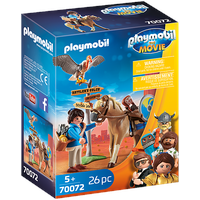 Playmobil The Movie Marla mit Pferd 70072