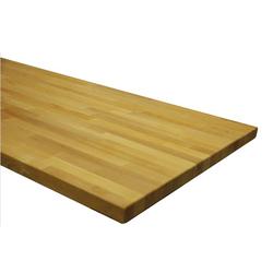 ADB Holz Arbeitsplatte 1500x750x40 mm für Werkbank