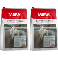 Mera pure sensitive fresh meat Truthahn & Kartoffel 2 x 12,5 kg