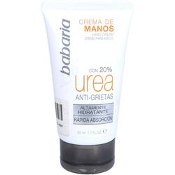 BABARIA Urea 20% Hand- & Nagelcreme 50 ml