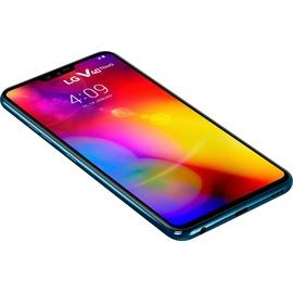 LG V40 ThinQ blau